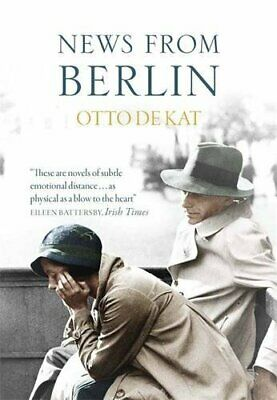 News from Berlin by de Kat, Otto Book The Cheap Fast Free Post