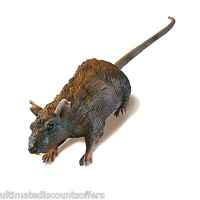 Radio Remote Control Rat Mouse Uncle Milton Rodent Scare Gift NEW Novelty RC Pet
