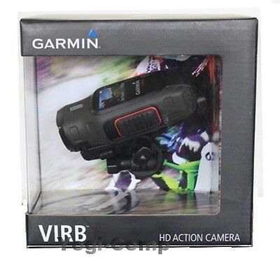 Garmin VIRB 1080p Full HD Helmet Action Camera Recorder