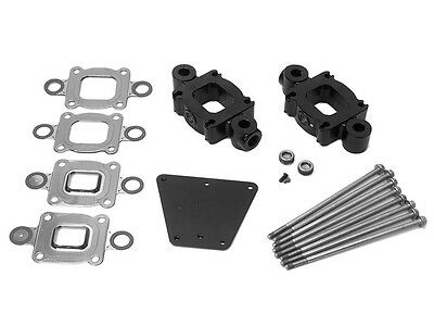 """OEM Mercruiser 1.7 inch 1.7"""" Dry Joint Exhaust Riser Elbow Spacer Kit 865995A01"""