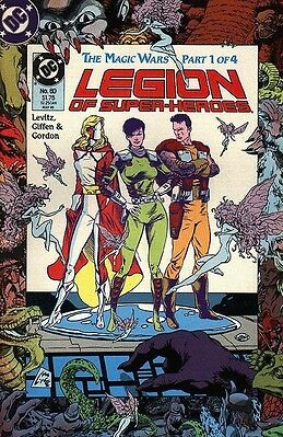 Legion of Super-Heroes #60 (May 1989, DC)