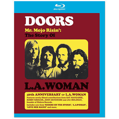 F35 BRAND NEW SEALED Doors - LA Woman - Mr Mojo Rising (Blu Ray Australia stock)