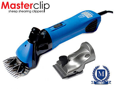 Multihead Clipper for Horse, Sheep, Cattle and Livestock - Masterclip Ewe 2000
