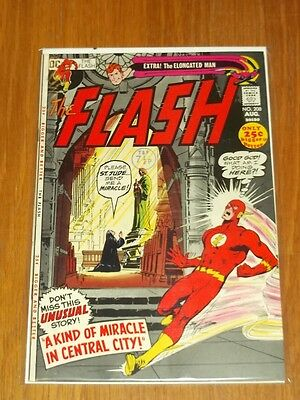 Flash #208 Vf (8.0) Dc Comics August 1971 52 Pages