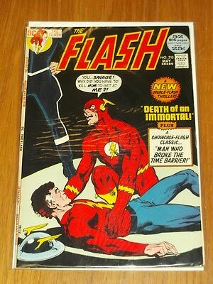 Flash #215 Fn (6.0) Dc Comics May 1972 52 Pages
