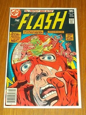 Flash #256 Nm (9.4) Dc Comics December 1977