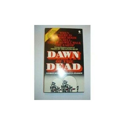 Dawn of the Dead by Sparrow, S. Paperback Book The Cheap Fast Free Post