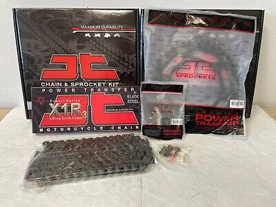 D.I.D Heavy Duty Chain and Sprocket Kit for XJ6//N Diversion 1995-2003