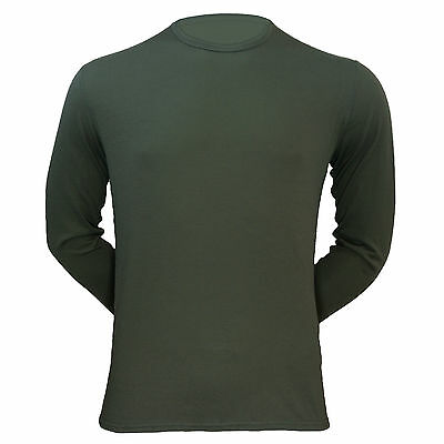 Hot Chillys Men's Base Layer Top Pepper Skins Performance - PS3000 Clove - Small