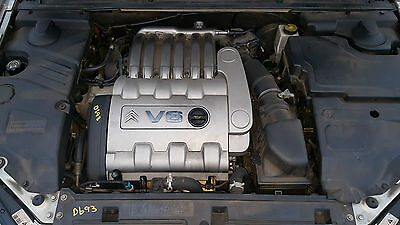 Citroen C5 3.0L V6 Engine (Xfx) (01-07)