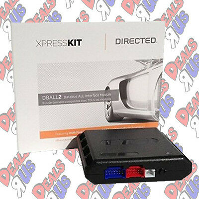 Directed Xpresskit Databus All Combo Bypass and Door Lock Module DBALL2