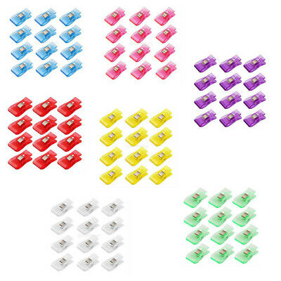 Wholesale 50pcs/Lot Wonder Clips Quilters Clamps Sewing Quilting Supply 3.3cm