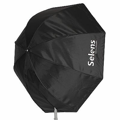 ITM  umbrella softbox For SpeedLight/Flash 120cm/47.2in Octagon Softbox S120