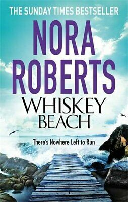 Whiskey Beach by Roberts, Nora Book The Cheap Fast Free Post