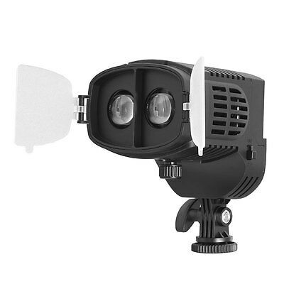 NANGUANG Bi-Color Fresnel LED-Videoleuchte CN-20FC Kameralicht Video Light