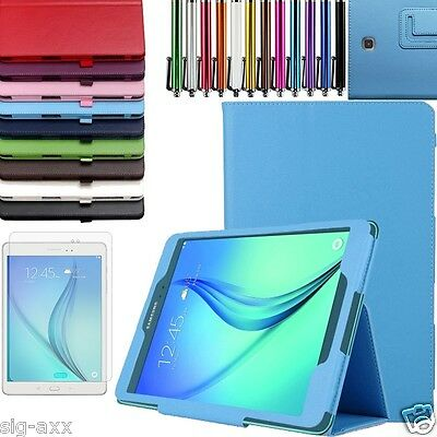 "Smart Flip Leather Stand Case Cover For Samsung Galaxy Tab A 9.7"" SM-T550 P550"