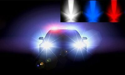 Flashing LED Light Sets For RC Cars Police Fire Ambulance