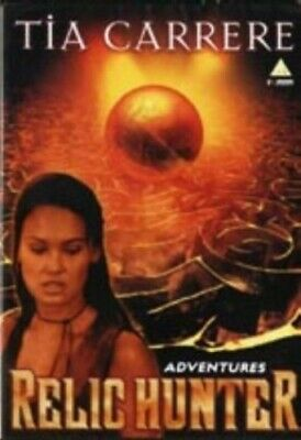 Relic Hunter: Volume 4 [DVD] [2000] - DVD  CUVG The Cheap Fast Free Post