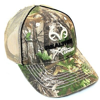 b119fd67212 Cap - Realtree Xtra® Green Antlers Hunting Mesh Back Hat Trt29Ac-R345