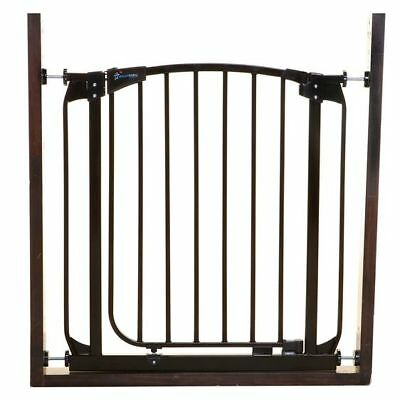 NEW Dreambaby Swing Closed Security Gate in Black, White