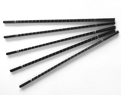 5 dozen (60) No.5 Medium Hobbies Fret/Scrollsaw Plain Ended Blades