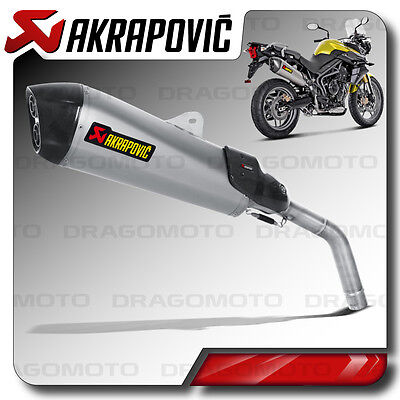 Genuine triumph tiger 800 800xc arrow exhaust silencer for Yamaha motorcycle serial number wizard