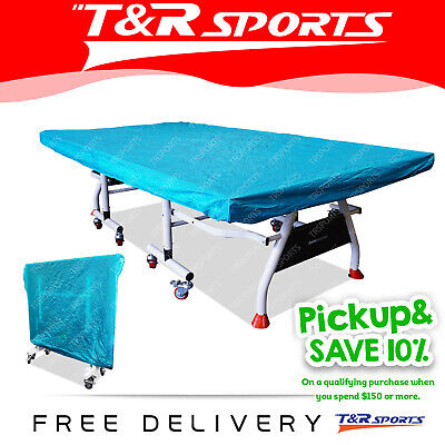 Indoor Cover Waterproof Upright Flat Bag UV Resistance for Table Tennis Table
