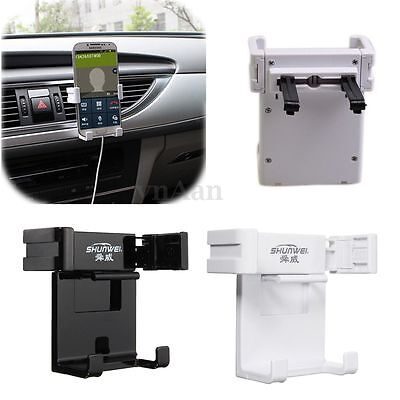 Support Voiture Aeration Grille Air Vent Fixation Universel Stand Pr iPhone GPS