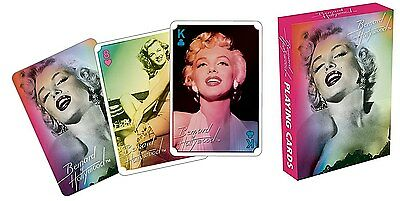 Marilyn Monroe Art set of  playing cards (nm)  Limited availability
