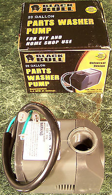 Replacement PARTS WASHER PUMP new tool