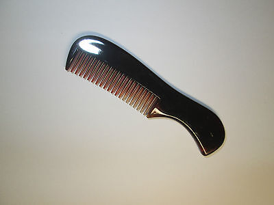 Moustache & Beard Comb - Fast Free Postage Use with Wax Small Comb Movember