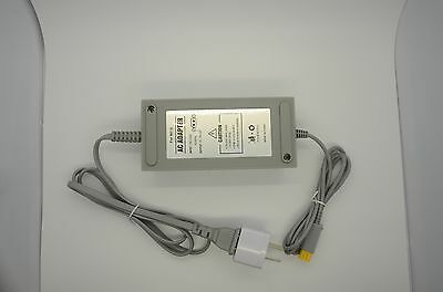 AC100-240V Adapter Charger Power Supply 15V 5A w/ Cord for Nintendo Wii U WiiU