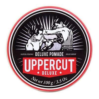 Uppercut Deluxe Hair Pomade Wax Product Quiff Mens Rockabilly Tattoo Psychobilly