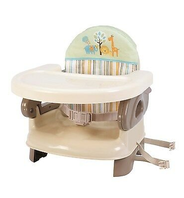 Portable Booster Seat High Chair Infant Baby Travel Toddler Feeding Adjustable