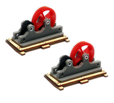 Bachmann HO Scale Train Accessories Machinery Parts (2/Pk) 39106