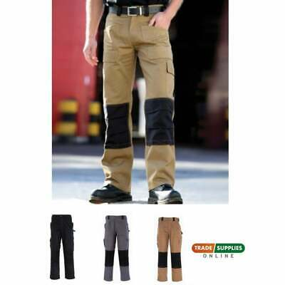 Dickies Grafter Duotone Cordura Work Trousers Wd4930 (Super Action) Gtd290