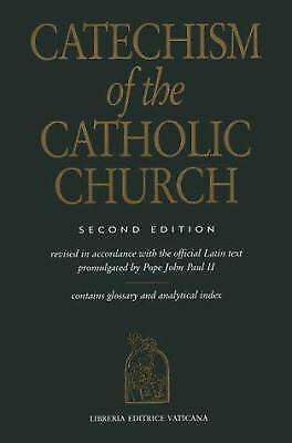 Catechism of the Catholic Church by Libreria Editrice Vaticana