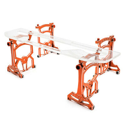 Yeah Racing Universal Set Up System Ver.2 1:10 RC Cars On Road Orange #YT-0140OR