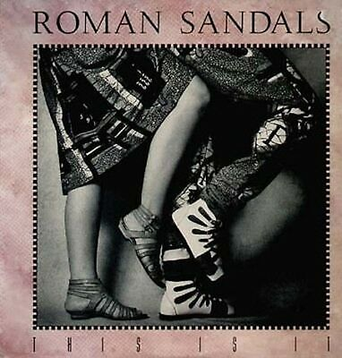 ROMAN SANDALS - This Is It - BODY ROCK