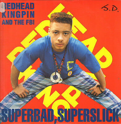 REDHEAD KINGPIN AND THE FBI - Superbad, Superslick - 10 Records
