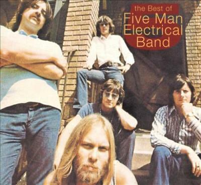 Five Man Electrical Band - The Best Of Five Man Electrical Band * New Cd