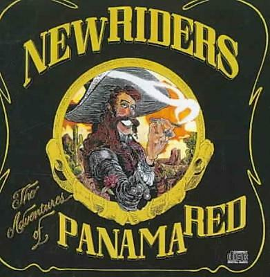 New Riders Of The Purple Sage - The Adventures Of Panama Red New Cd
