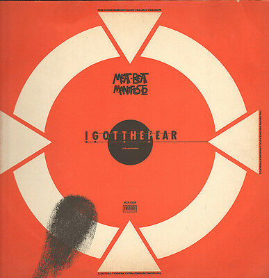 MEAT BEAT MANIFESTO - I Got The Fear (Remixes) - Sweatbox