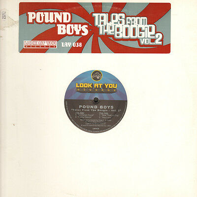 Pound Boys - Tales from the Boogie Vol. 2 - Look at You