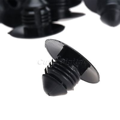 50x Car Clips Bumper Fender Rivets Retainer Fasteners 25x15x13mm Nylon Replace