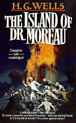 The Island of Dr. Moreau (Tor Classics) by Wells, H. G.