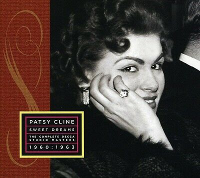 Patsy Cline - Sweet Dreams: Her Complete Decca Masters 1960-1963 [New CD] Ltd Ed
