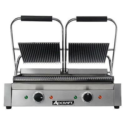 Adcraft Sandwich Grill double - SG-813