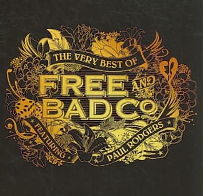 Free/paul Rodgers/bad Company - The Very Best Of Free & Bad Company Featuring Pa