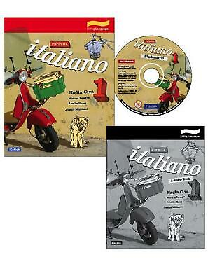 Formula Italiano 1 Complete Student Pack: Student Book and CD Activity Book by N